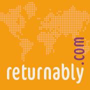 Returnably logo